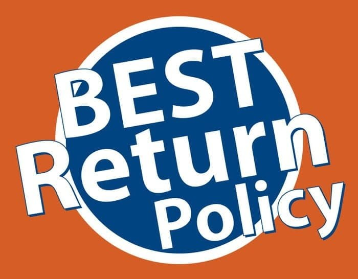 best return policy 1